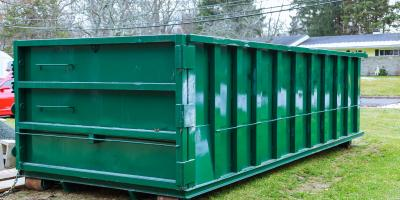 Do's & Don'ts of Dumpster Rentals, Tarpon Springs, Florida