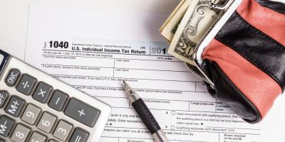 Top 5 Benefits of Letting an Expert Handle Your Tax Return Services, Gig Harbor Peninsula, Washington