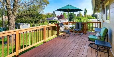 How a Deck Improves Your Quality of Life, Snowflake, Arizona