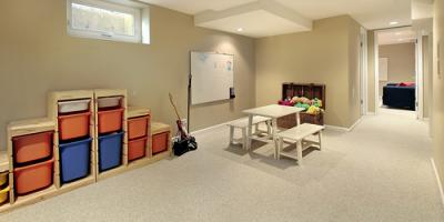 How to Use Storage to Declutter Your Basement, Taylor, Texas