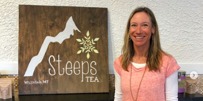 The Village Shop Now Offers a Tea Shop & Gift Section, Whitefish, Montana