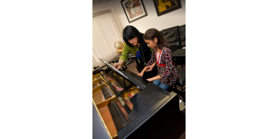 Benefits of Voice & Piano Lessons, Anchorage, Alaska