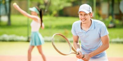 3 Benefits of Joining a Tennis League, Beavercreek, Ohio