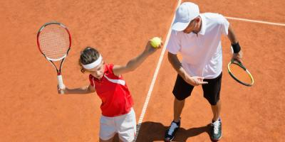 5 Simple Drills to Practice When You're New to Tennis Lessons, Beavercreek, Ohio