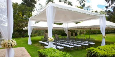 3 Reasons to Choose Tent Rental Over a Traditional Venue, Anchorage, Alaska