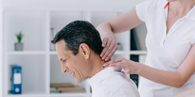 5 Exercises to Relieve Neck Pain, Texarkana, Arkansas