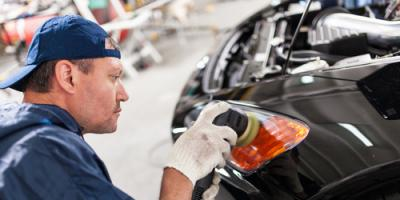 How Is Auto Body Repair Different Than General Auto Repair?, Texarkana, Texas
