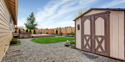 3 Factors for Choosing the Best Utility Shed for Your Needs & Yard, Austin, Texas