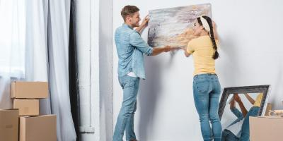 How to Hang Pictures Without Damaging Drywall, Fort Worth, Texas