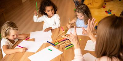 3 Signs Your Child Is Ready for Kindergarten, San Marcos, Texas