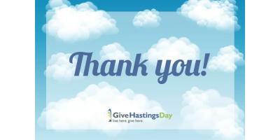 Thank You Hastings, Hastings, Nebraska