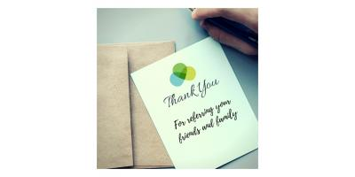 Many Thanks From Dr. Joy Lunan, Middlebury, Connecticut