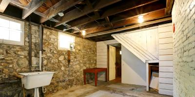 3 Tips to Keep Moisture Out of Your Basement, Pond Creek, Kentucky