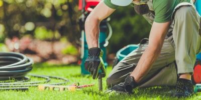 Start Planning Your Sprinkler Installation for Spring, Pittsford, New York