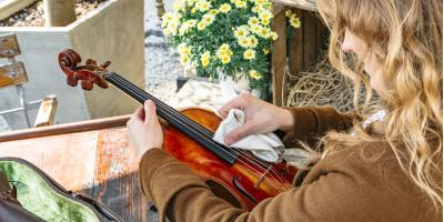 3 Tips to Keep Your Violin, Viola, or Cello Safe on an Airplane, Brighton, New York