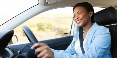 Do You Know How to Properly Hold the Steering Wheel?, Rochester, New York