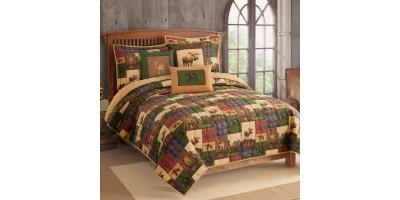 Quilts & Bedding are in Stock at Sleep Central, Minocqua, Wisconsin