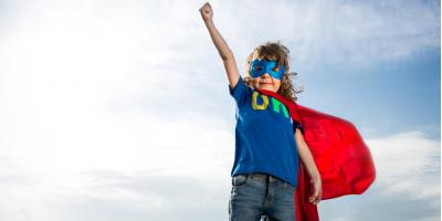 Why Wonder Woman® Is a Great Role Model for Your Kids, Long Island, New York