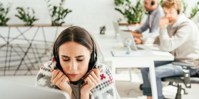 Does Temperature Affect Office Productivity?, La Crosse, Wisconsin