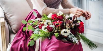 This Year's Stunning Wedding Flower Trends, Greensboro, North Carolina