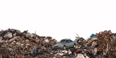 Spring Cleaning: 5 Reasons to Scrap Your Junk Car, Thomasville, North Carolina
