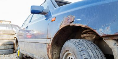 3 Ways Salvaging Junk Cars Is Good for the Environment, Thomasville, North Carolina