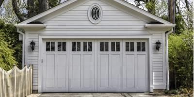 Common Types of Garage Door Springs & How They Work, Thornville, Ohio
