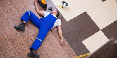 Workers' Comp Attorney on 5 Steps to Take After a Job Injury , Tifton, Georgia
