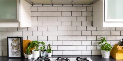 4 Popular Materials for Backsplash Tiles, Anchorage, Alaska