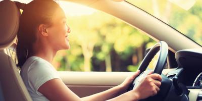 How to Drive Safely in Bright Sunlight, Wailuku, Hawaii