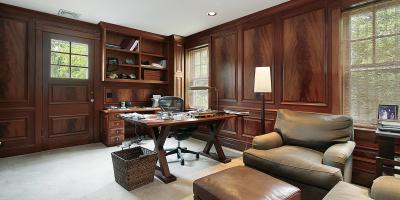 4 Tips for a Home Office Remodel, Hamden, Connecticut
