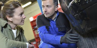3 Signs & Causes of Tire Wear, Newark, Ohio