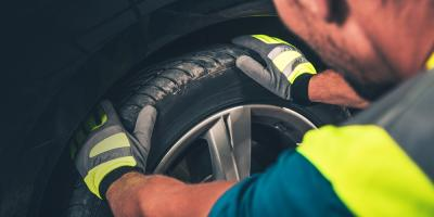 How Often Should I Get My Tires Rotated?, High Point, North Carolina