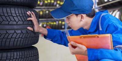 3 Signs It's Time to Replace Your Tires, Winona, Minnesota