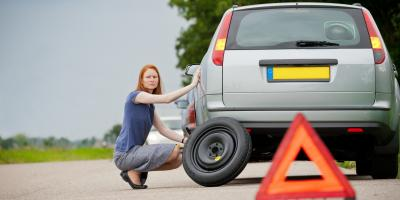 How to Change a Tire, Andrews, Texas