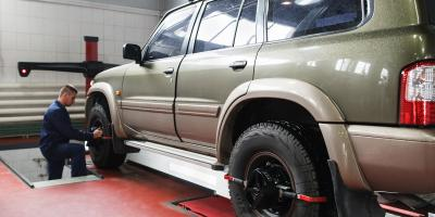 3 Signs Your Car Needs a Wheel Alignment, Green, Ohio