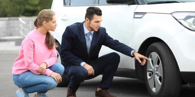 Top 4 Causes of Tire Failure, Nicholasville, Kentucky