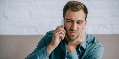 4 Causes of Jaw Pain, Warner Robins, Georgia