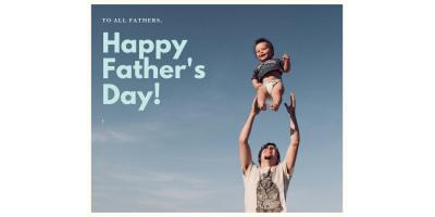 Happy Father's Day!, San Antonio, Texas