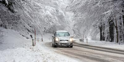 How to Drive Safely in the Snow This Winter, Byron, Wisconsin