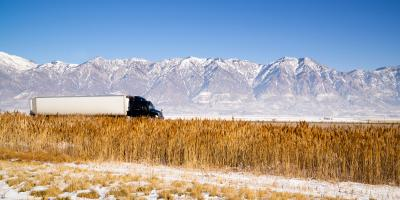 4 Winter Driving Tips for Truck Drivers, Byron, Wisconsin