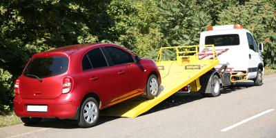 How to Prepare Your Car to Be Towed, Byron, Wisconsin