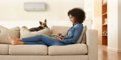 Save up to $500 on a Mitsubishi Electric® System This Fall, Toms River, New Jersey