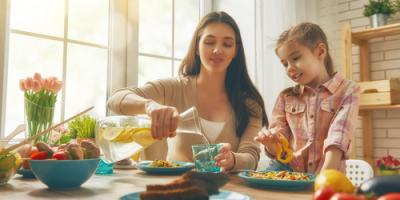 2 Fool-Proof Tips to Get Your Kid to Eat a Healthy Lunch, Toms River, New Jersey