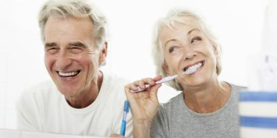 How Aging Can Impact Oral Health, Brookline, Massachusetts
