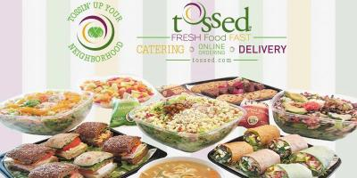 Tossed Loves Catering Events & Meetings in Boston!, Boston, Massachusetts