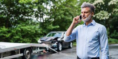 5 Important Steps to Take After a Car Accident, Russellville, Arkansas