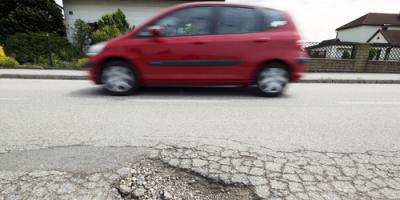 Towing Company Shares 5 Ways to Defend Against Pothole Problems, Monument, Colorado