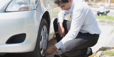 Is Your Tire Slowly Leaking Air? 3 Ways to Tell, Monument, Colorado