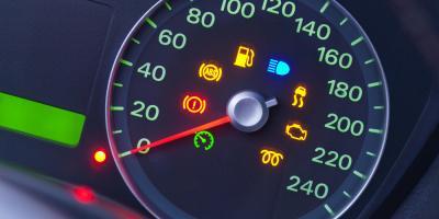 An Auto Body Repair Shop Discusses 3 Common Dashboard Warning Lights , Hamilton, Ohio